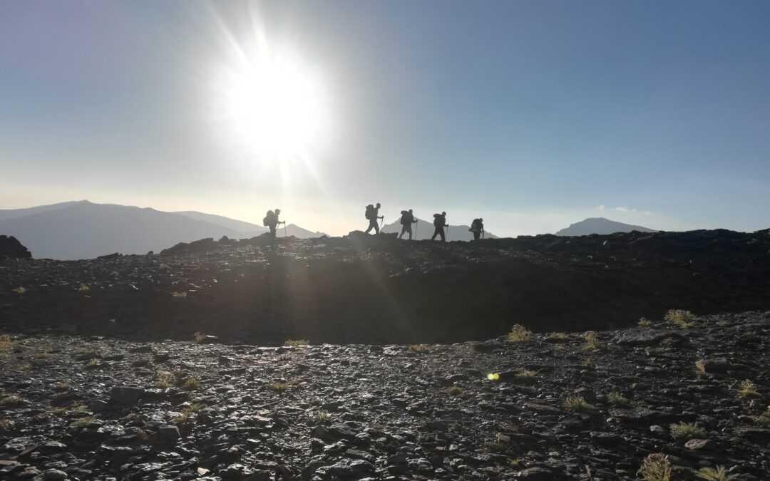 Paseo por Sierra Nevada